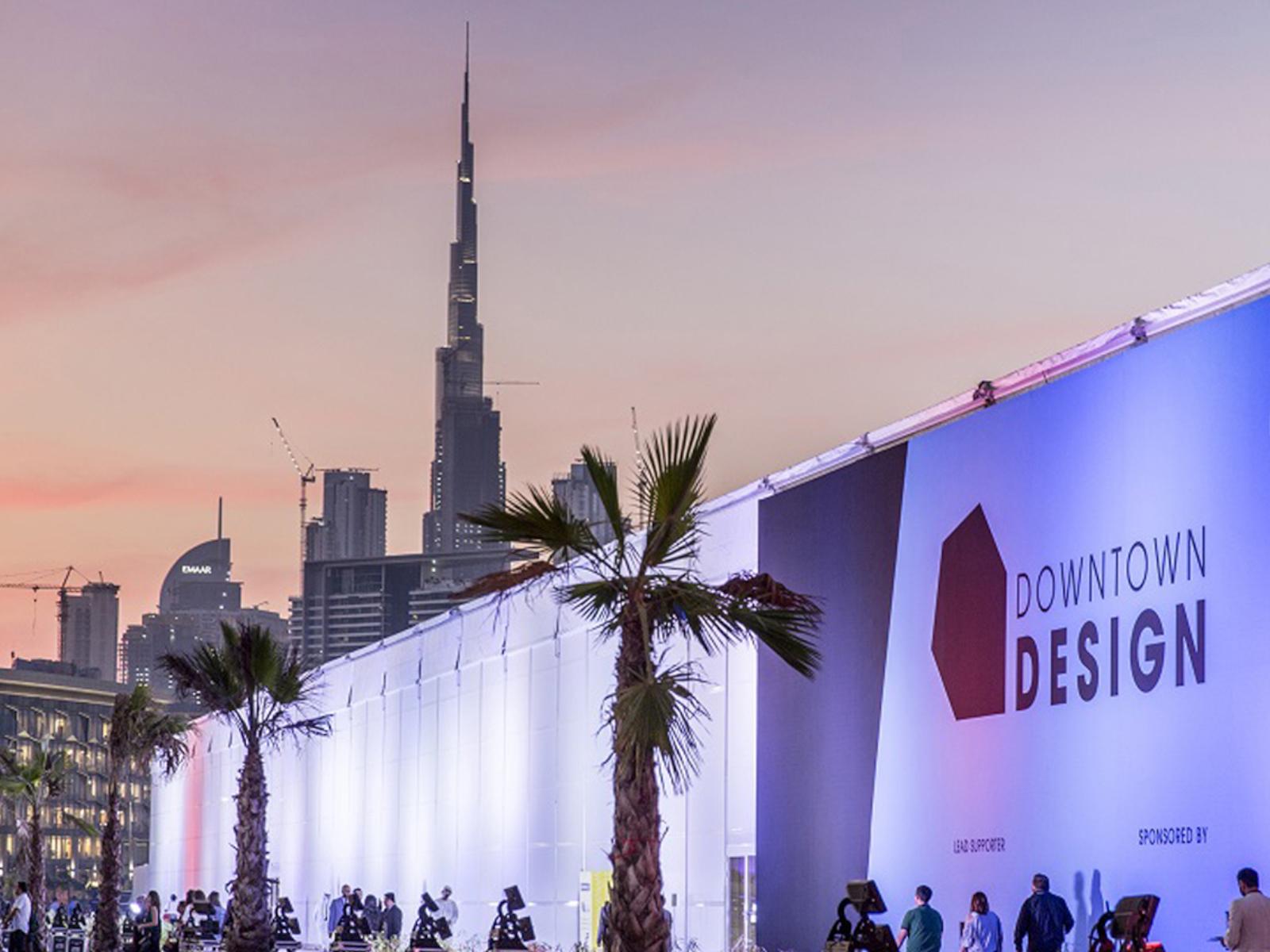 Rubinetterie F.lli Frattini a Downtown Design Dubai 2018